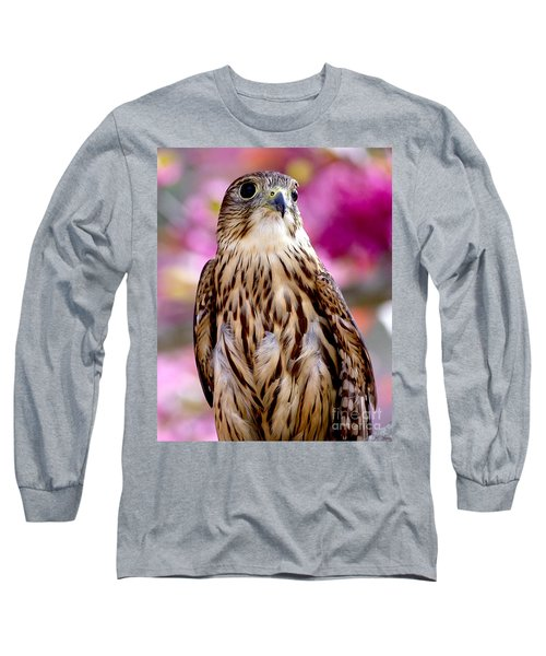 Feathered Wizard Long Sleeve T-Shirt