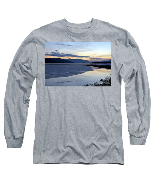 February At Dusk 5 Long Sleeve T-Shirt