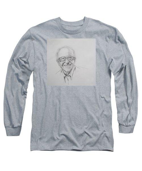 Feel The Bern Long Sleeve T-Shirt