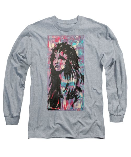 Feeling Remains Even After The Glitter Fades Long Sleeve T-Shirt
