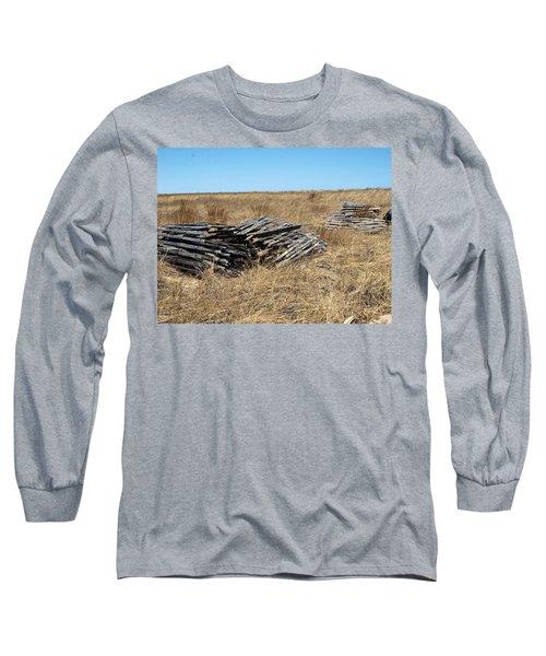 Fence Bails Long Sleeve T-Shirt