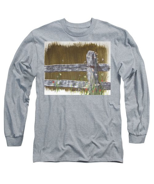 Fence D And S Long Sleeve T-Shirt