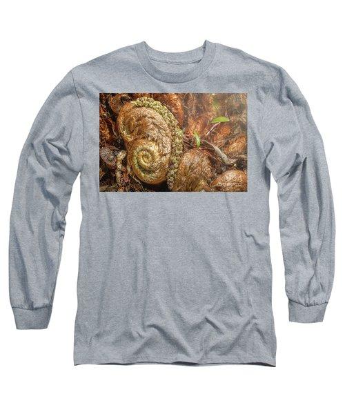 Fern Headdress Long Sleeve T-Shirt