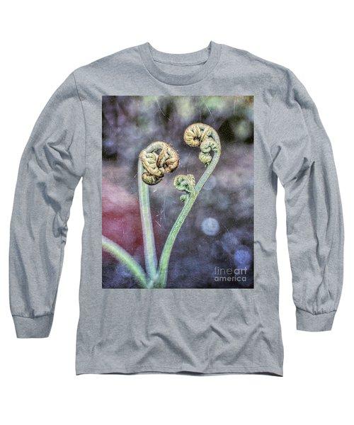 Fern Heart Long Sleeve T-Shirt