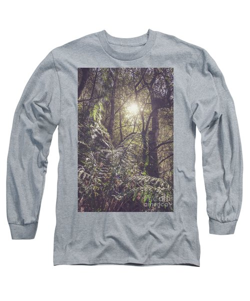 Ferns And Sunshine Long Sleeve T-Shirt