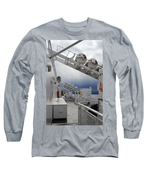 Ferry Crossing Long Sleeve T-Shirt