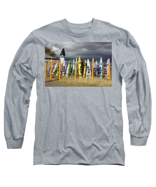 Festival Of The Crayons Long Sleeve T-Shirt