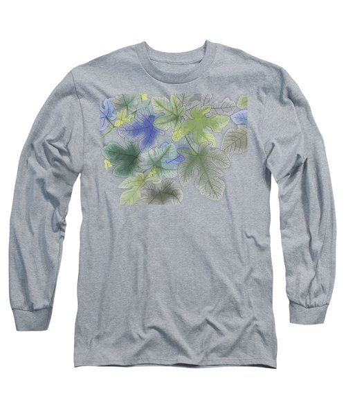 Ficus Carica Long Sleeve T-Shirt