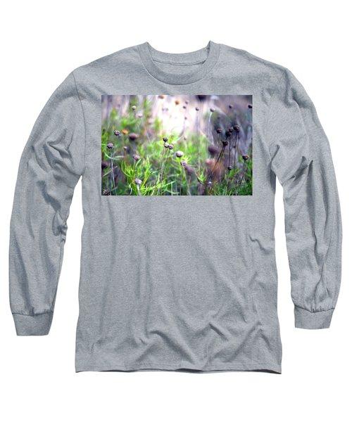 Field Flowers Long Sleeve T-Shirt