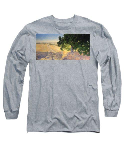 Field Oak Long Sleeve T-Shirt