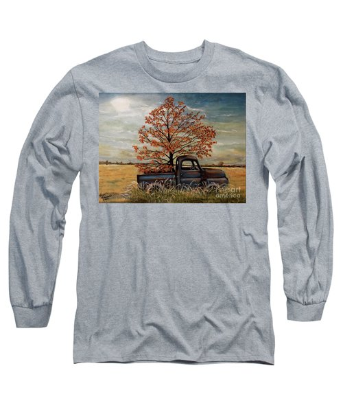 Field Ornaments Long Sleeve T-Shirt