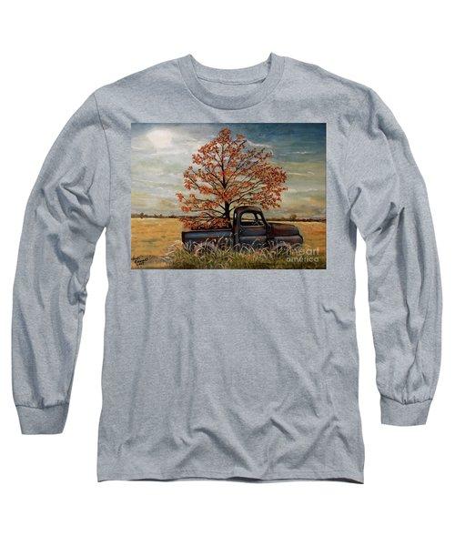 Field Ornaments Long Sleeve T-Shirt