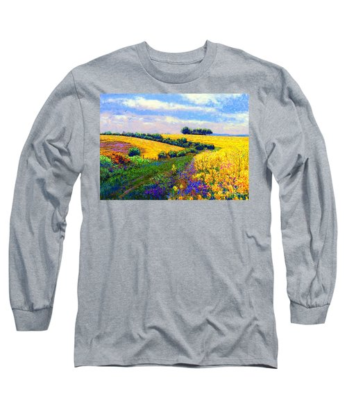 Fields Of Gold Long Sleeve T-Shirt