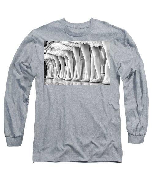 Fifth Position Long Sleeve T-Shirt