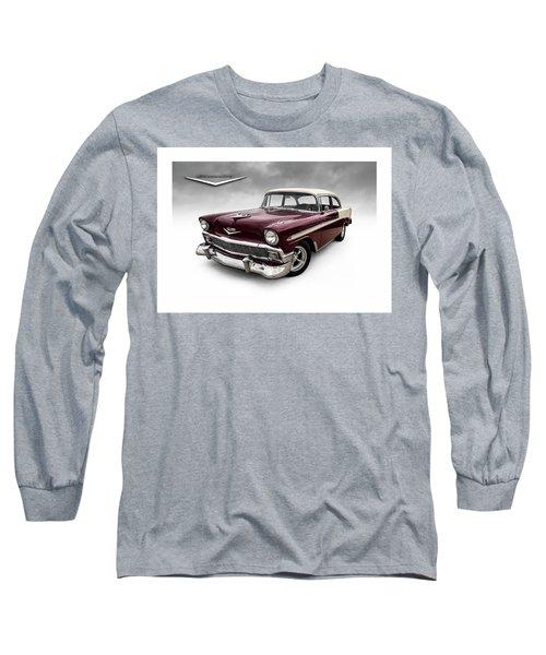 Fifty-six Chevy Long Sleeve T-Shirt