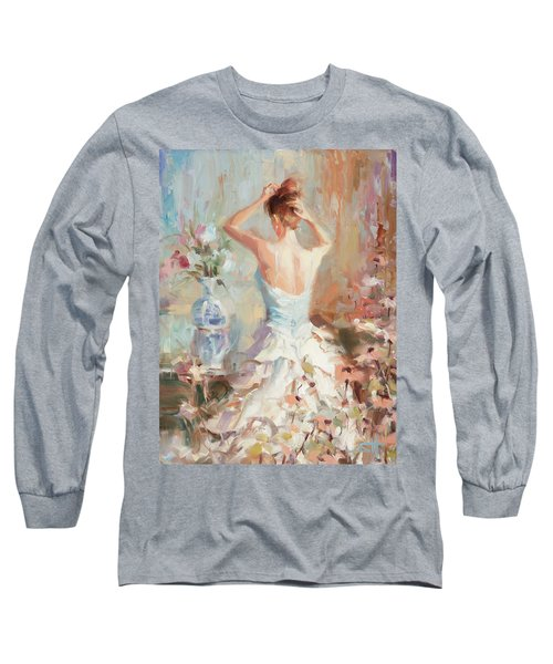 Figurative II Long Sleeve T-Shirt
