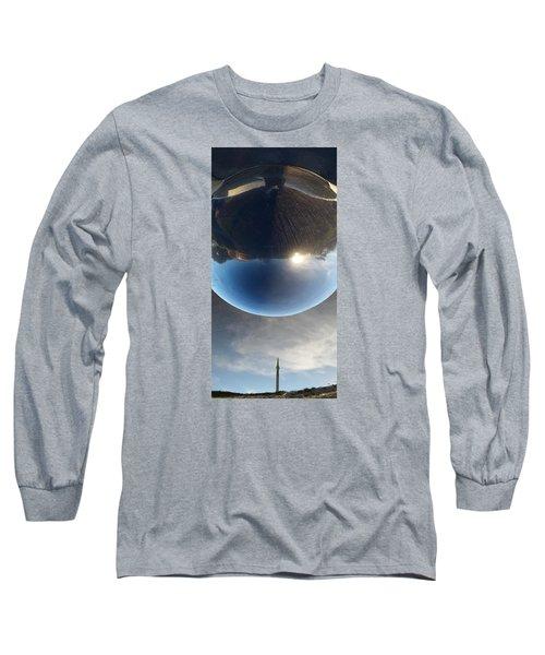 Final Frontier Long Sleeve T-Shirt by Paul Moss