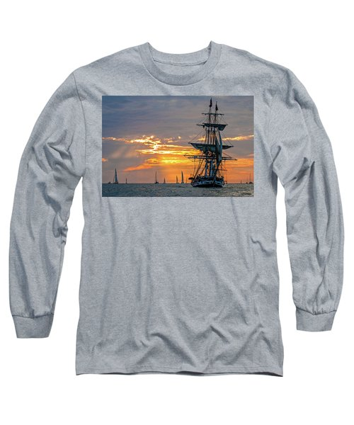 Final Voyage Long Sleeve T-Shirt