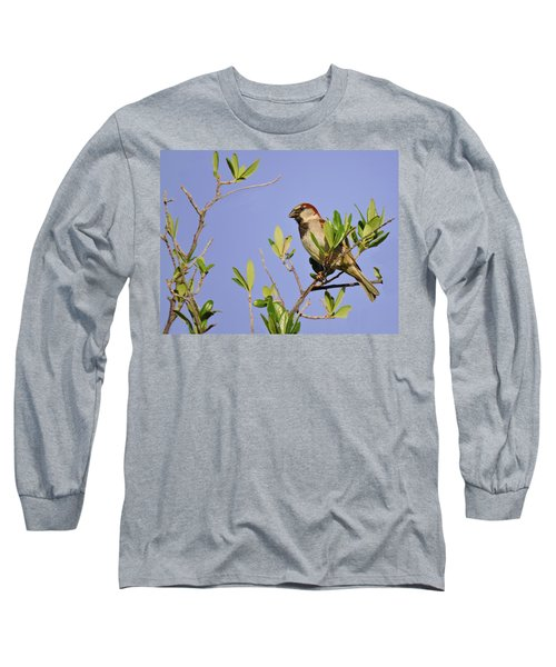 Finch Long Sleeve T-Shirt