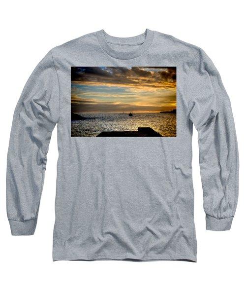 Fine Art Colour-138 Long Sleeve T-Shirt
