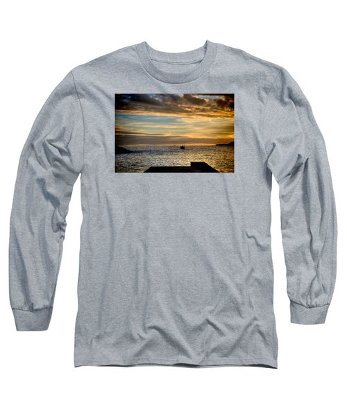Fine Art Colour-138 Long Sleeve T-Shirt