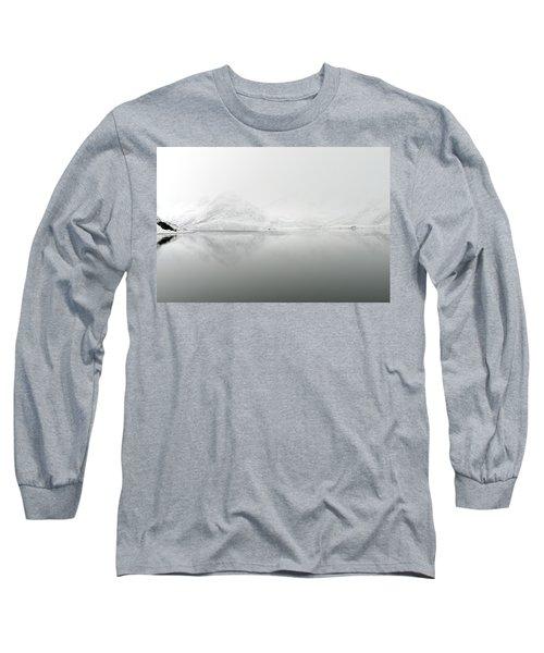 Fine Art Landscape 2 Long Sleeve T-Shirt by Dubi Roman