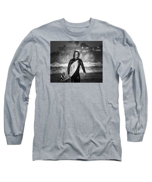 Finished Surfing Long Sleeve T-Shirt