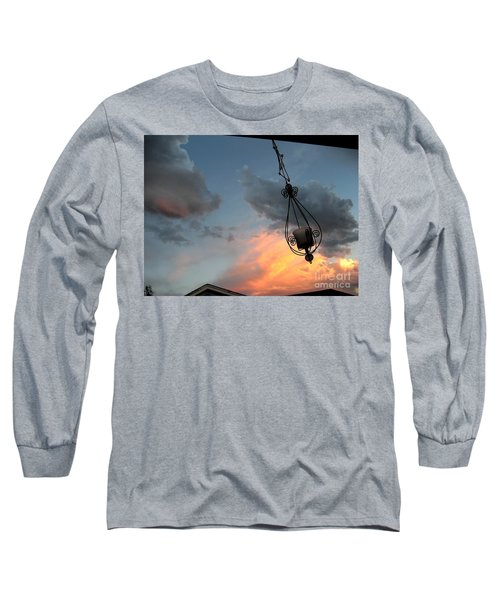 Fire In The Clouds Long Sleeve T-Shirt