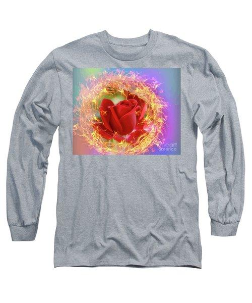Fire Of Desire Long Sleeve T-Shirt