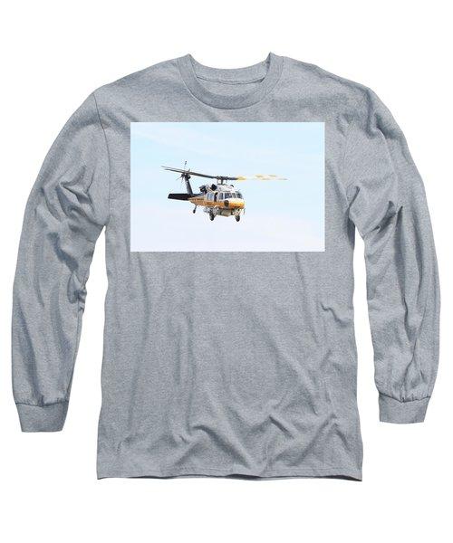 Firehawk In Flight Long Sleeve T-Shirt