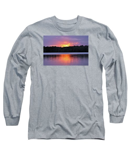 Long Sleeve T-Shirt featuring the photograph Sunsets by Glenn Gordon