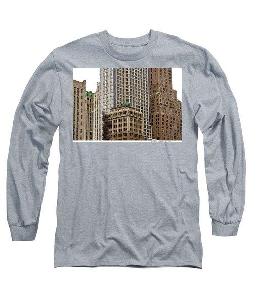 Firescapes  Long Sleeve T-Shirt