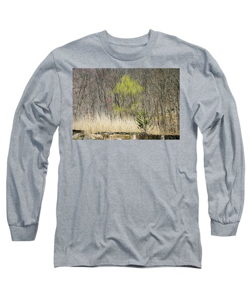 First Color - Long Sleeve T-Shirt