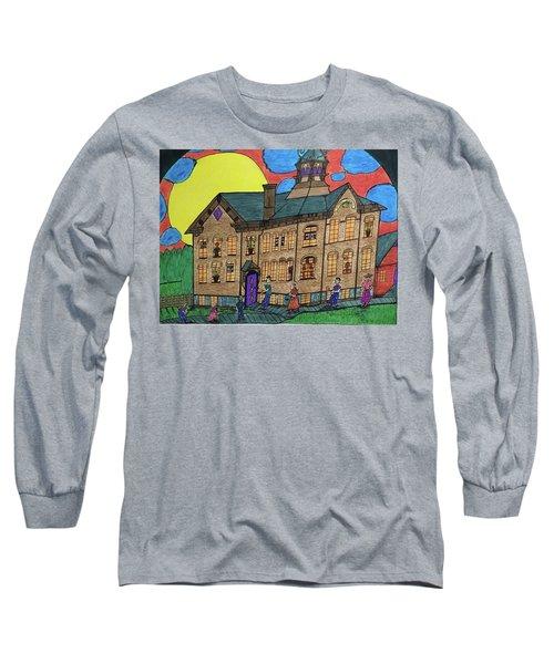 First Menominee High School. Long Sleeve T-Shirt