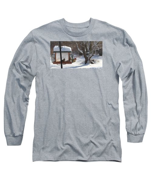 First Snow Diners Long Sleeve T-Shirt