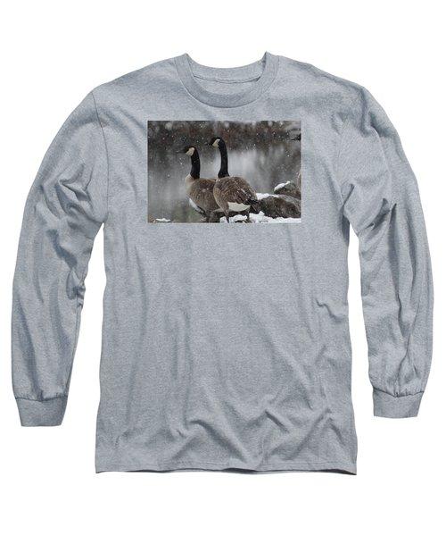 First Snow Long Sleeve T-Shirt