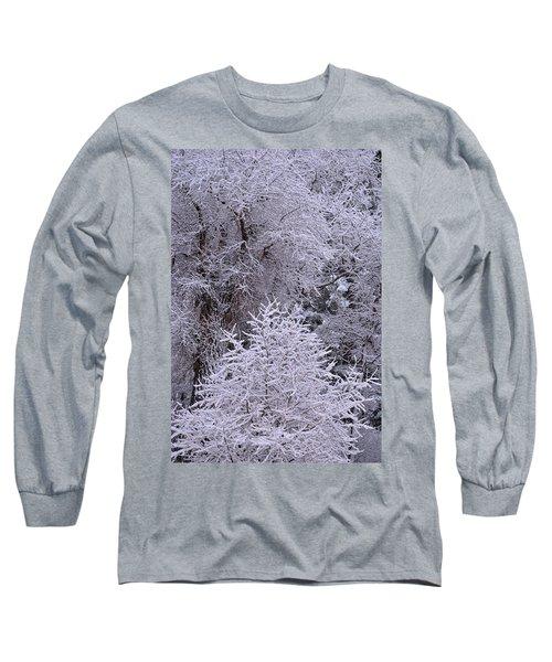 First Snow I Long Sleeve T-Shirt