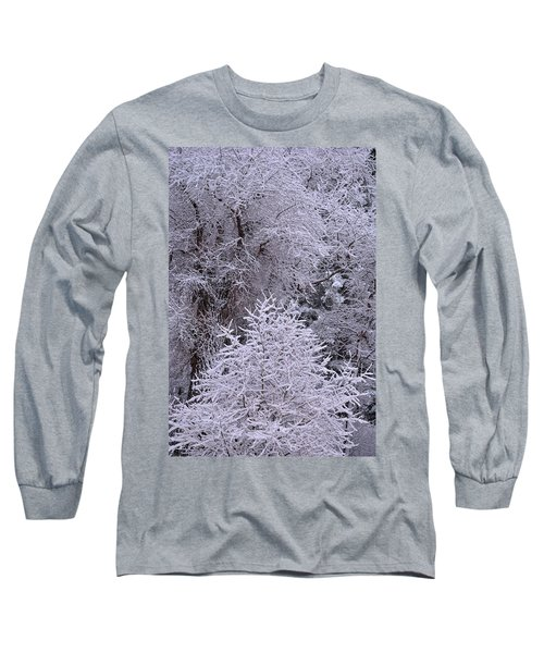 First Snow I Long Sleeve T-Shirt