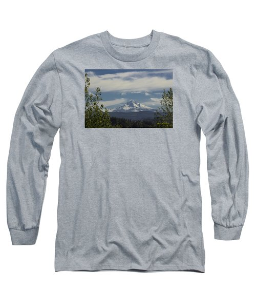 First Snow Signed Long Sleeve T-Shirt