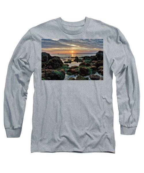 First Sunset Of 2018 Long Sleeve T-Shirt