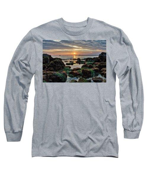 First Sunset Of 2018 Long Sleeve T-Shirt