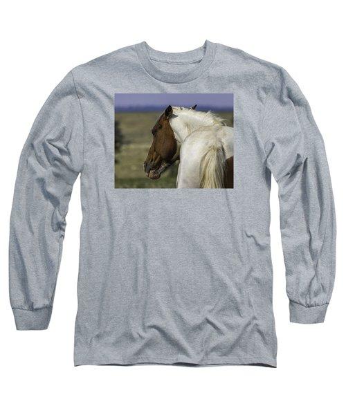 First Warning Long Sleeve T-Shirt