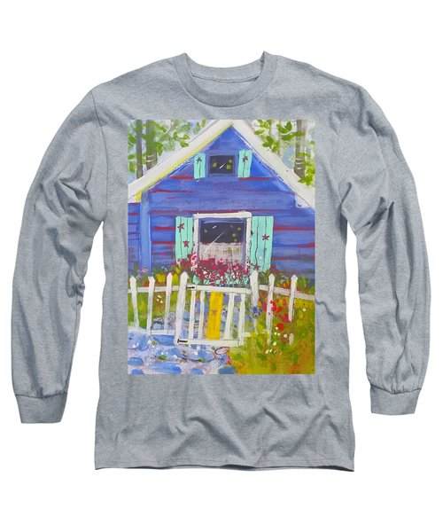 Fish Camp Cottage Long Sleeve T-Shirt