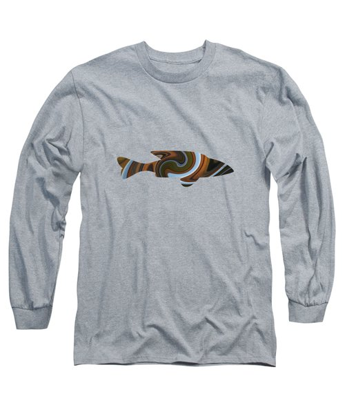 Fish Of A Different Color Long Sleeve T-Shirt