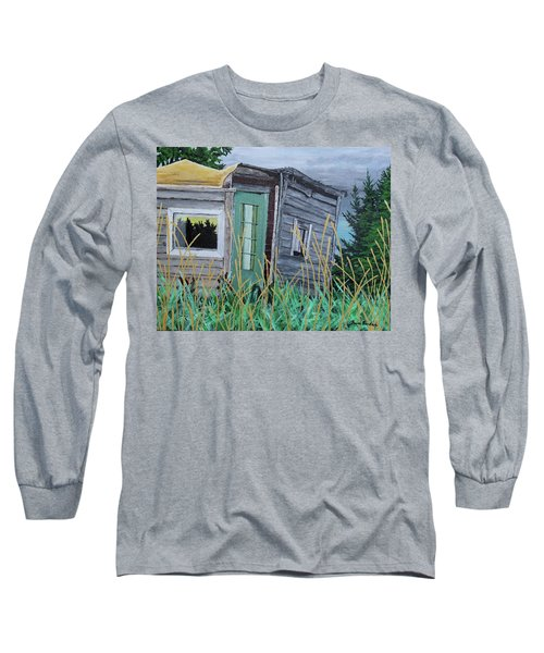 Fish Shack Long Sleeve T-Shirt