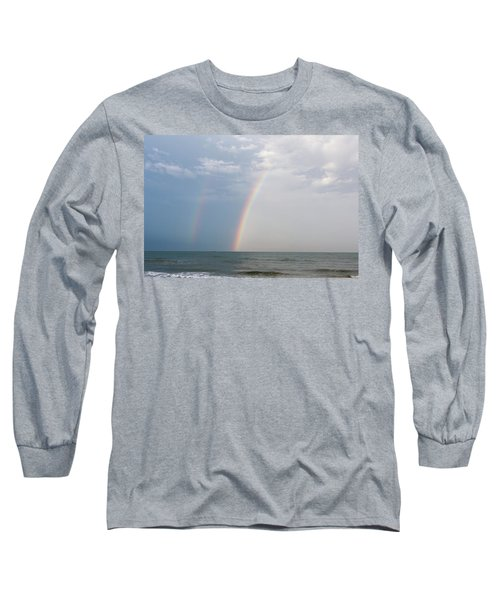 Fishing For A Pot Of Gold Long Sleeve T-Shirt