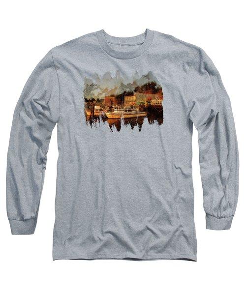 Fishing Trips Daily Long Sleeve T-Shirt