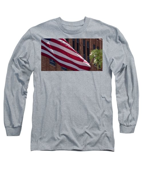 Flag Courtship Long Sleeve T-Shirt