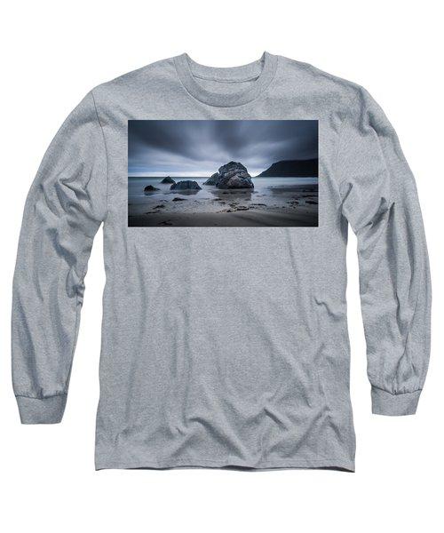 Flakstad Beach Long Sleeve T-Shirt