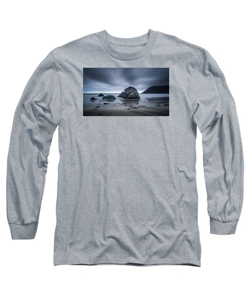 Flakstad Beach Long Sleeve T-Shirt